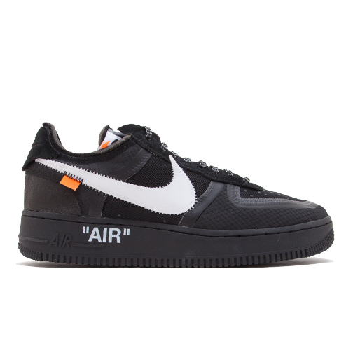 Sneaker Con - Air Force 1 Low Off-White Black